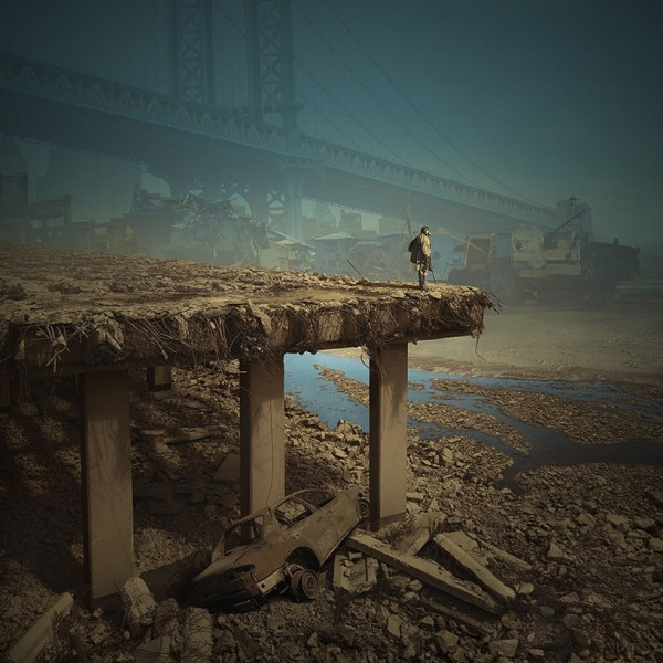 Micha Karcz Parallel Worlds And Post-apocalyptic