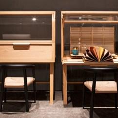 Wooden Library Chair Diy Folding Adirondack Plans Secretello Desk By Michele De Lucchi For Molteni
