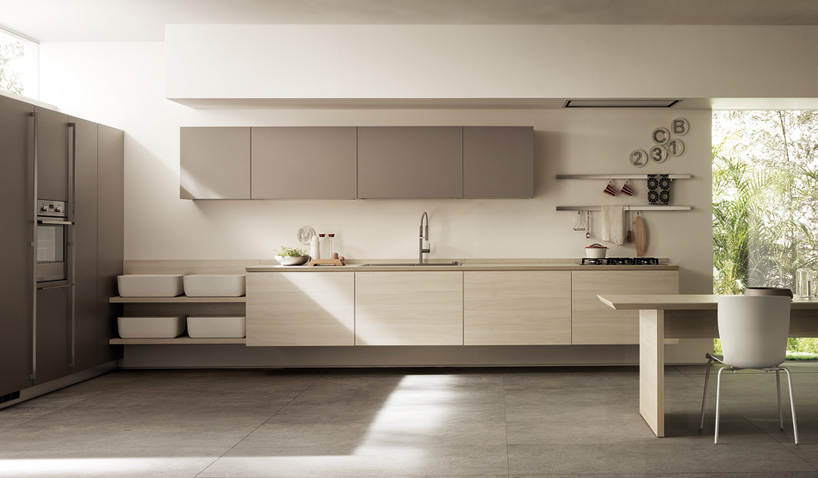 nendos ki kitchen  bathroom schemes for scavolini