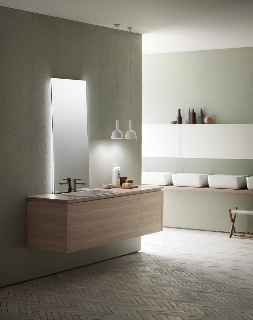 Nendos Ki Kitchen Bathroom Schemes For Scavolini