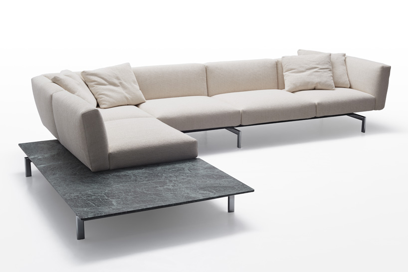 how to sell used sofa reupholster leather birmingham piero lissoni's avio component system for knoll is ...