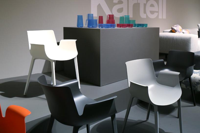 piero lissonis lightweight piuma chair for kartell uses