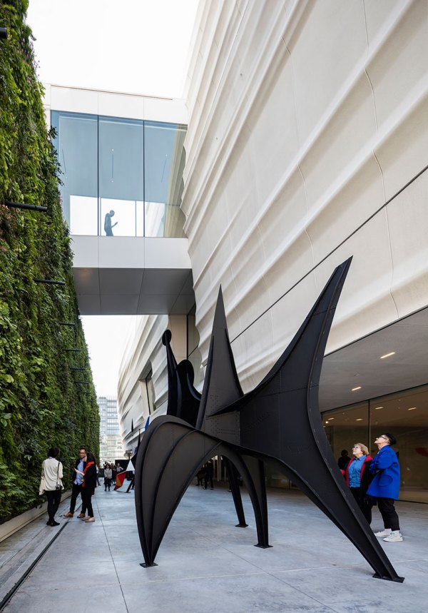 Snhetta-designed Sfmoma Set Open In San Francisco