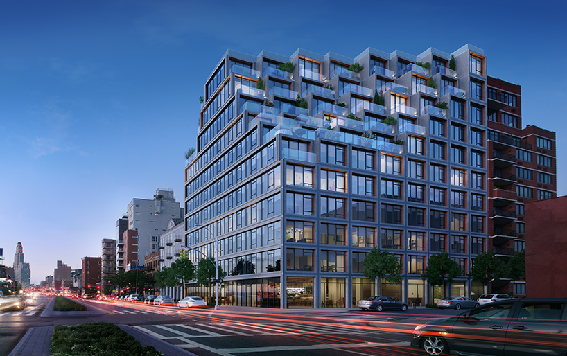 ODA architecture plans 251 first residences in brooklyn