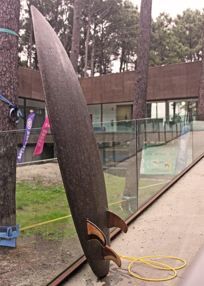 joão teixeira sustainable surfboard amorim cork