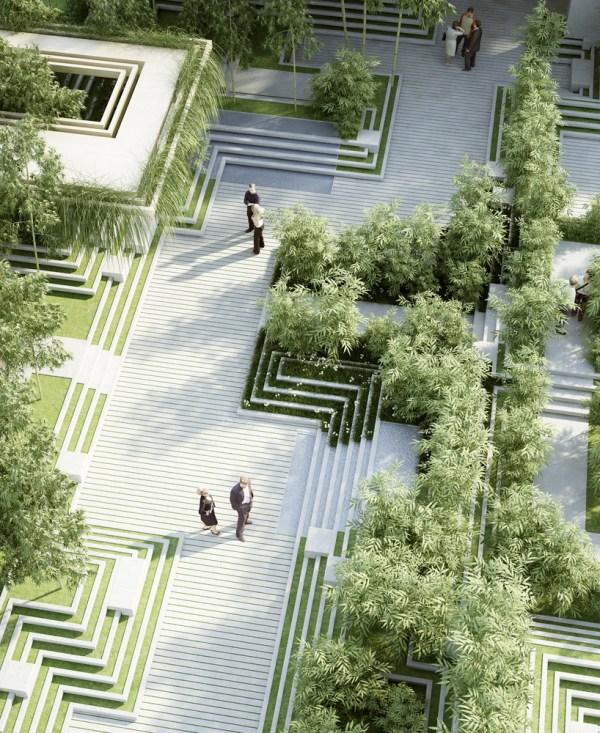 penda magic breeze landscape design