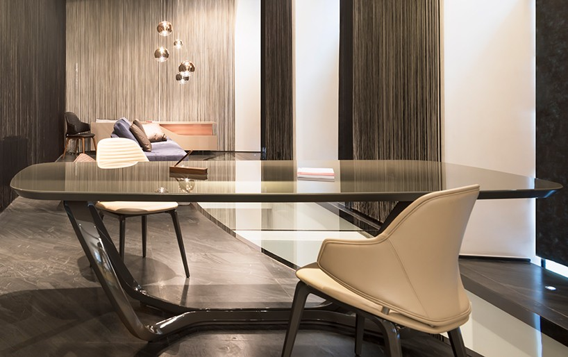 pininfarina home design collaborates with reflex for