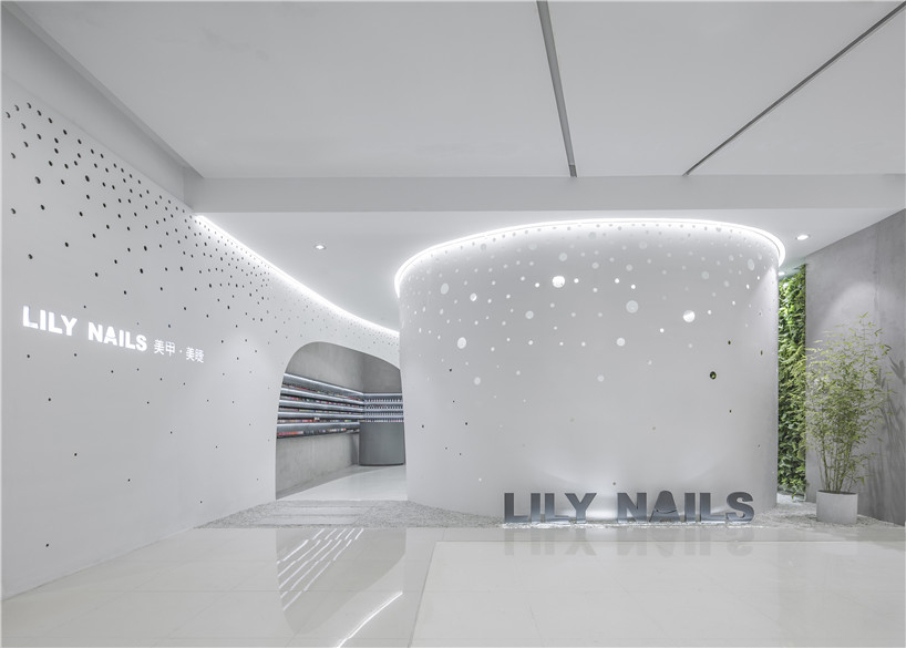 archstudio lily nails beijing location