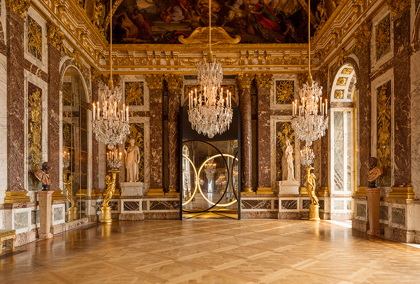 olafur eliasson takes over the palace of versailles