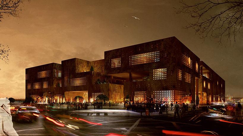 Tabanlioglu Architects Plans Marrakesh Congress Center