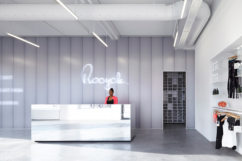 Rocycle Boutique Fitness Studio By XML