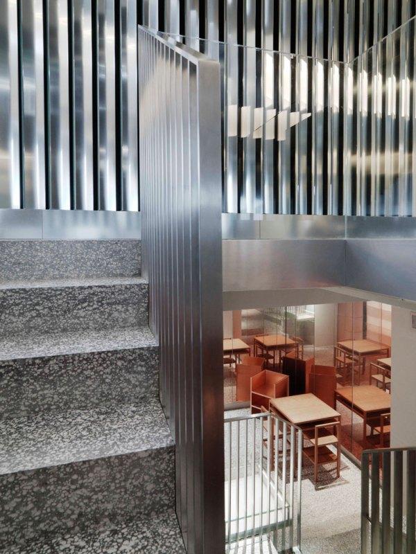 Oma Organizes Repossi Store In Paris Three Distinct Spaces