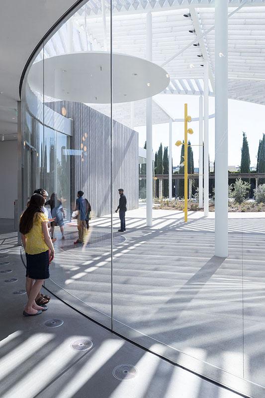manetti shrem museum of art by SOIL  BCJ ready to open
