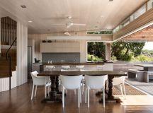 studio pacific architecture: rawhiti beach bach new zealand