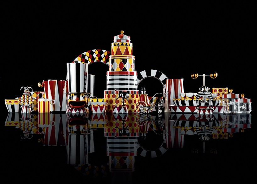marcel wanders brings the show to town with alessi circus