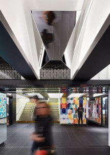 Turnstyle Retail Complex In Nyc Architecture Outfit