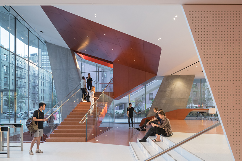 vagelos education center in NYC by diller scofidio  renfro