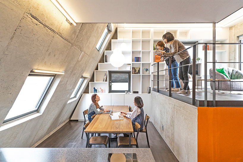 JYArchitects builds shared sillimdong house in seoul