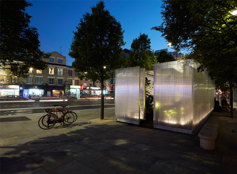 MINI LIVING Forests Space By Asif Khan At London Design