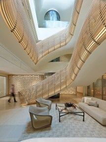 Belzberg Architects Transforms Gores Group Hq In Beverly Hills