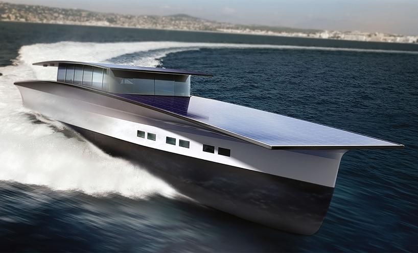 Duffy London Develops Luxury Solar Powered Yacht