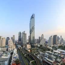 Mahanakhon Ole Scheeren Thailand' Tallest Building