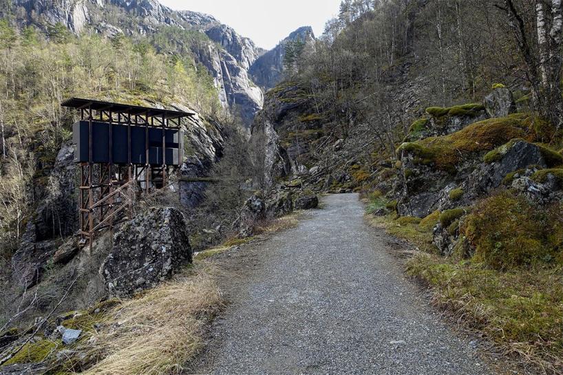 peter zumthors zinc mine museum in norway set to open