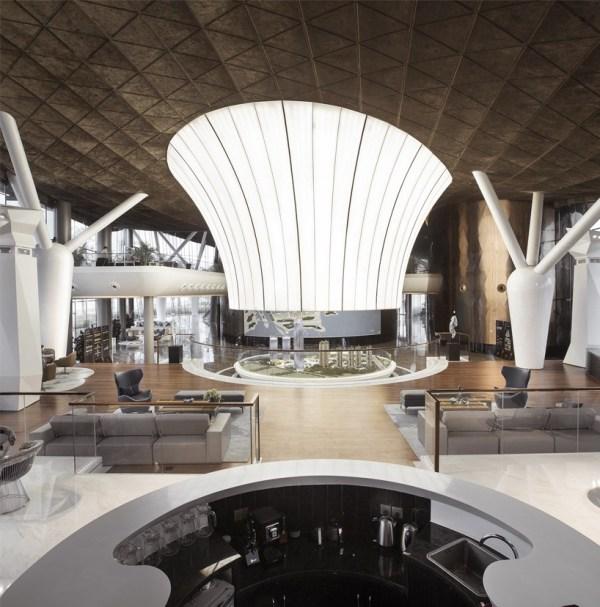 Architecture Exhibition Space Design