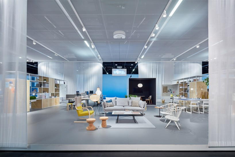 orgatec 2016 VITRA work project presents radical collage