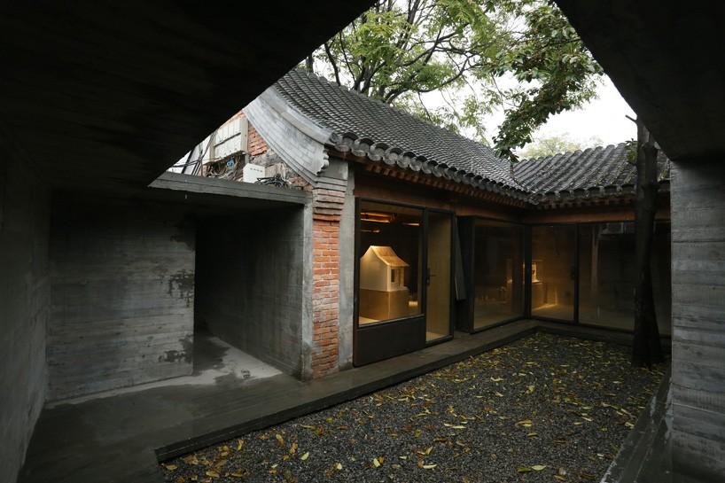 ZAOstandardarchitecture presents coliving courtyard