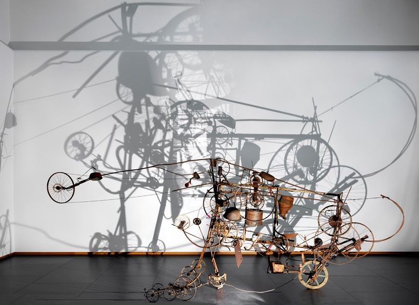 jean tinguely machine spectacle at stedelijk museum