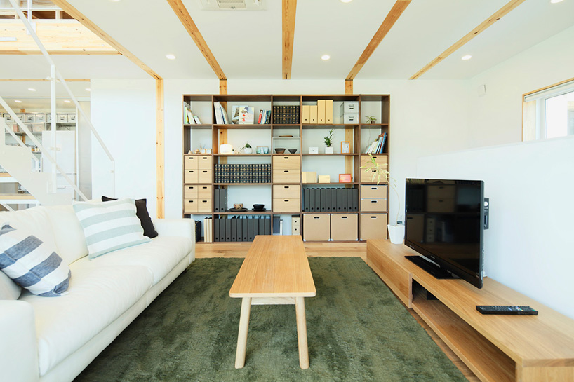 Muji House In Japan Promotes All Round Comfort