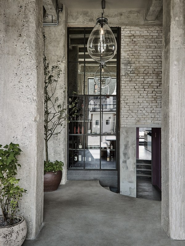 Space Copenhagen Converts Warehouse Restaurant 108