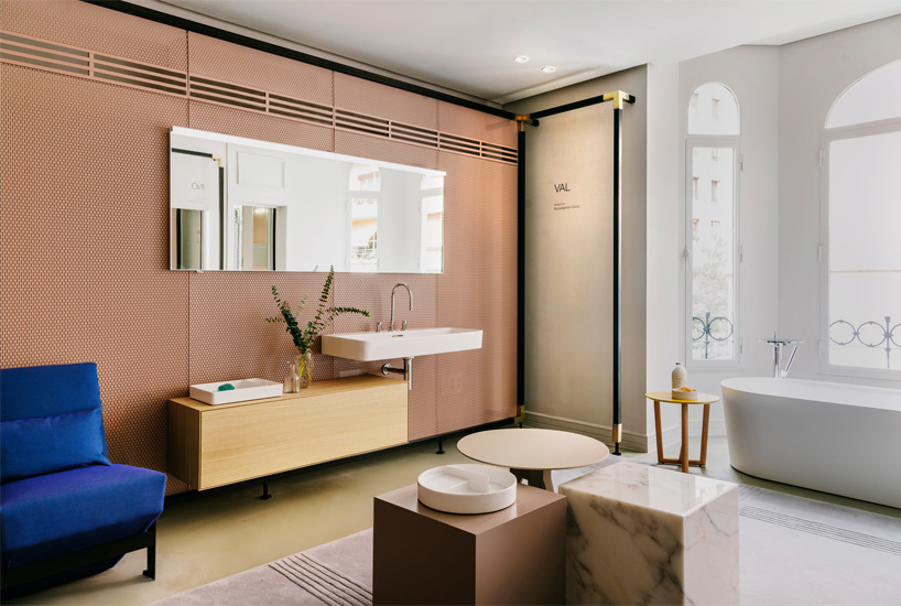 LAUFEN bathrooms new madrid showroom designed by patricia
