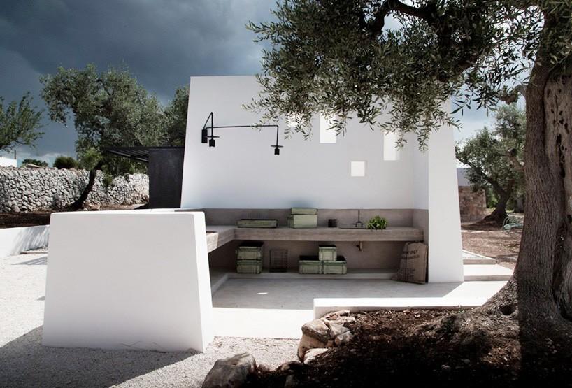 luca zanaroli architects JMG house celebrates the vernacular in apulia