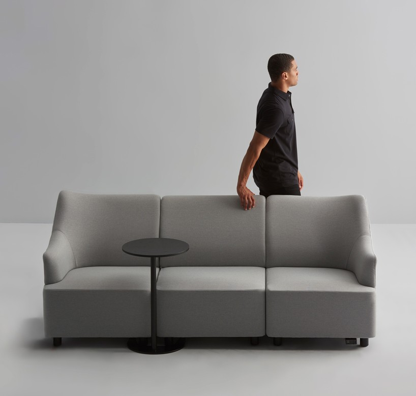 industrial facility plex seating collection for herman miller