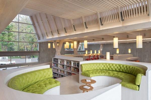 Constitución Public Library, Chile