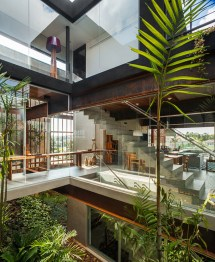 Fgmf Arquitetos Completes Mirante House In Brazil