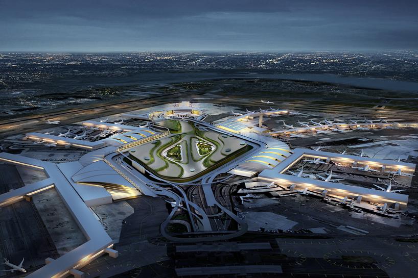 new york plans 10 billion overhaul for JFK airport