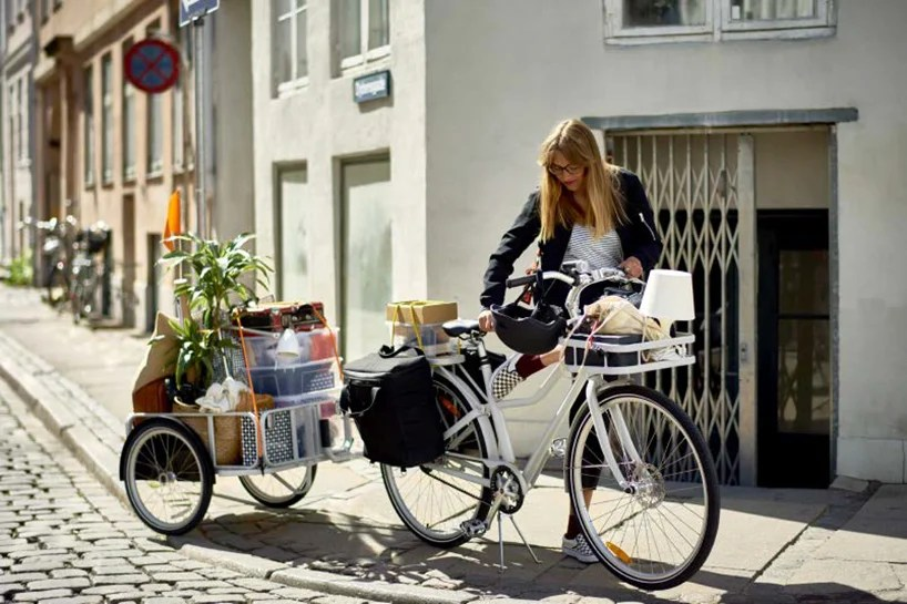 Bmx Girl Wallpaper Ikea Set To Launch Flat Pack City Bike With Plug In