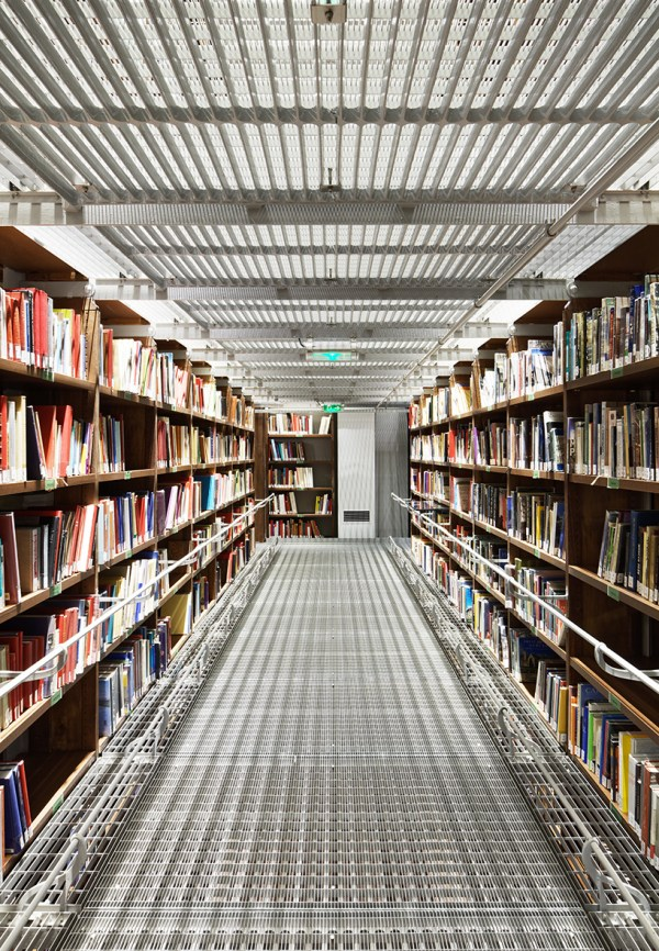 National Library Of France Reopens Decade