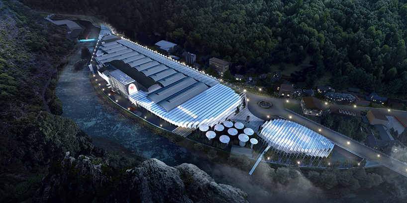 BIG Wins Competition To Construct San Pellegrino Flagship