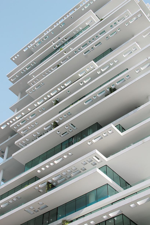 herzog  de meurons beirut terraces tower in lebanon