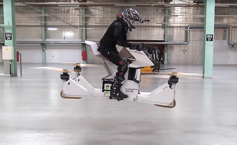 Image result for Scorpion 3 Hoverbike
