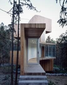 Qiyunshan Tree House Hotel In China Bengo Studio