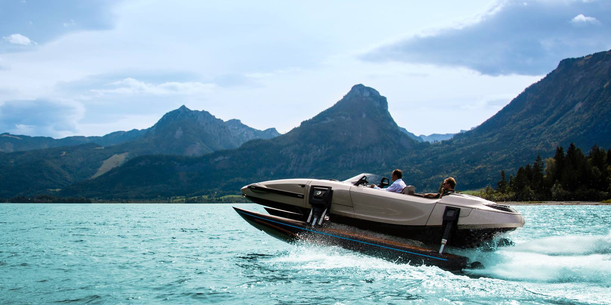 kormaran K7 luxury personal watercraft