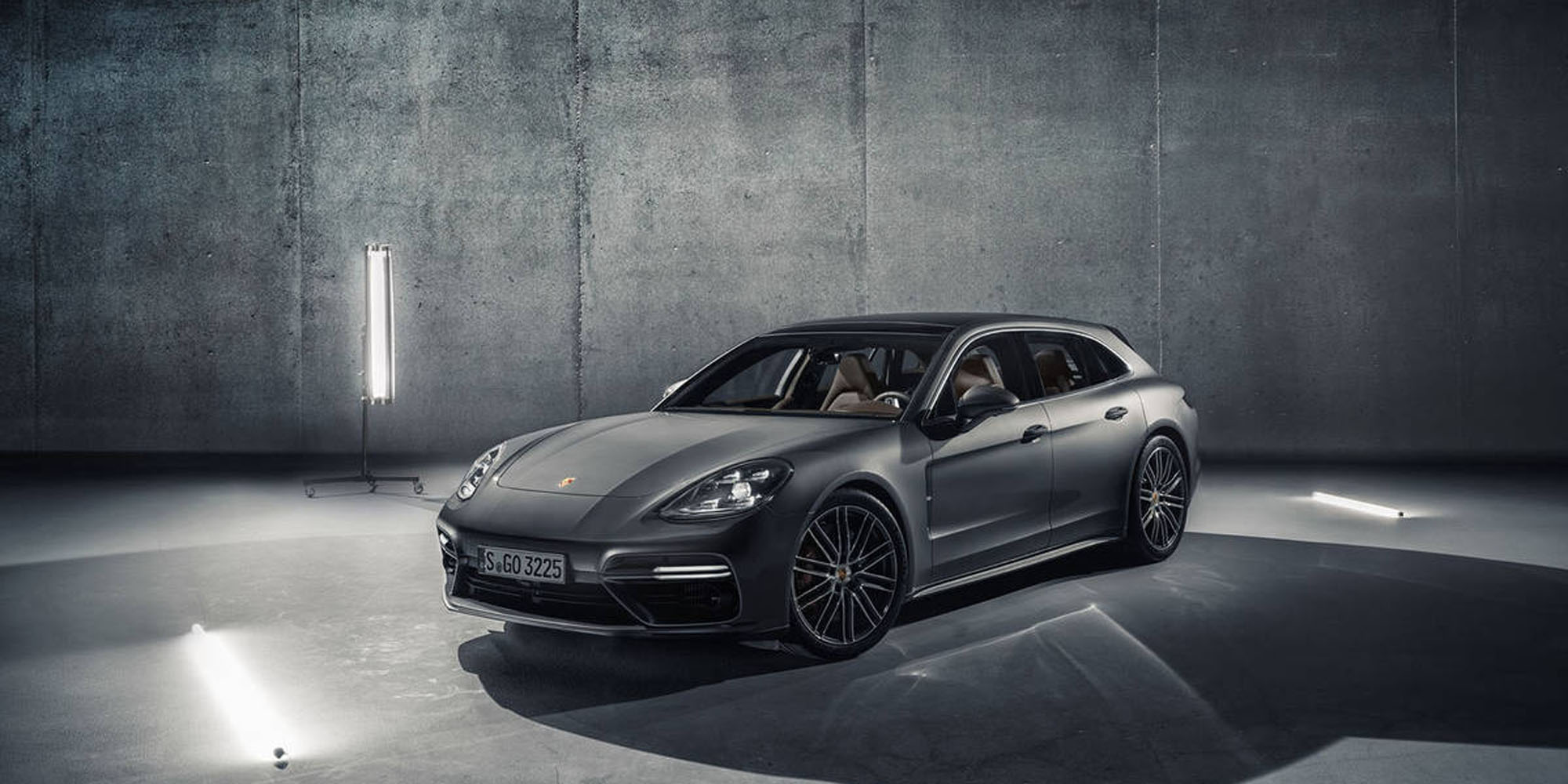 hight resolution of porsche