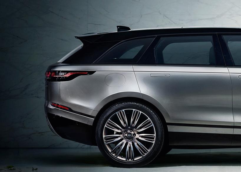 Range Rover Velar Unveiled At Londons Design Museum