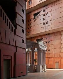 Ricardo Bofill' Postmodern Housing Complex Paris
