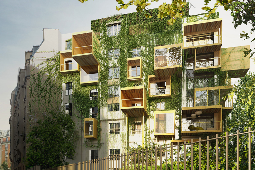 stphane malka to plug cube extensions into parisian building